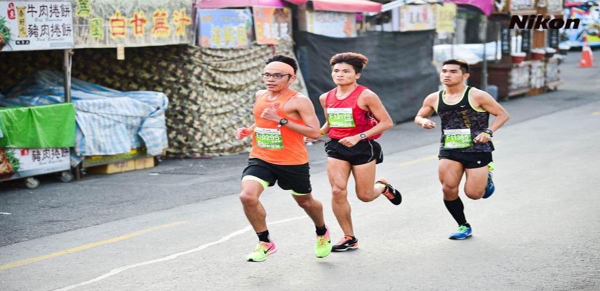 環新竹一圈剛好42K 新竹全馬跑者這樣練